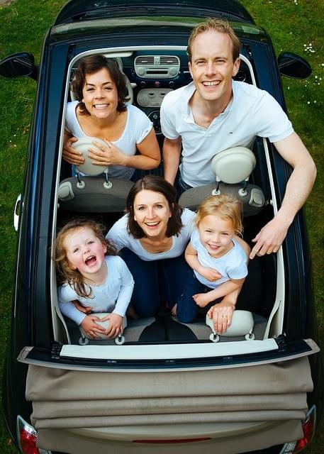 Familien Auslandskrankenversicherung